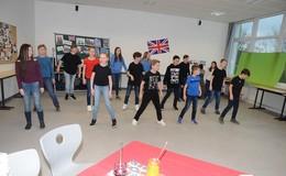 Tag der offenen Tür an der Adenauerschule: Großer Zuspruch im Jubiläumsjahr