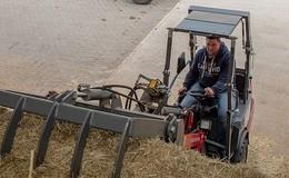 Elektromobilität in der Landwirtschaft