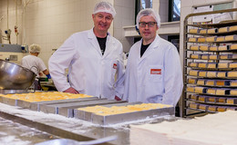 Großbäckerei Pappert plant neuen Hauptstandort in Eichenzell