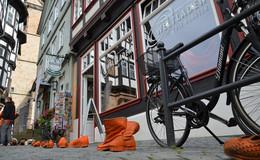 Weltladen eröffnet unter riesiger Resonanz neuen Laden am Marktplatz