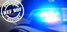 Kennzeichen gestohlen - Einbruch in Backshop - Gegen Außenspiegel gekracht
