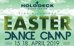 Easter Dance Camp im Holodeck Dance Center + VERLOSUNG