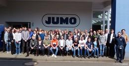 Get together bei Jumo: Neue Azubis erhalten erste Einblicke in das Unternehmen