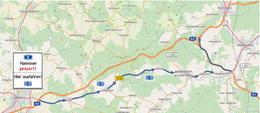 Nächtliche Vollsperrung der A 5 zwischen Alsfeld/Ost und Hattenbacher Dreieck