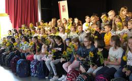 Unbekanntes Terrain: 116 neue Gymnasiasten auf der Albert-Schweitzer-Schule