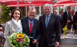 Hohe Verdienste: Hessischer Verdienstorden für CDU-Mann Dr. Walter Arnold