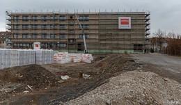 Löhertor: Bauantrag für zweiten Bauabschnitt - Kommt ein Holiday Inn Express?
