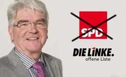 Parteien-Zoff im Kreistag: SPD-Urgestein Möller rückt nach und wird Linker