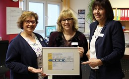 Prüfnote 1: Häusliche Krankenpflege des Klinikums erneut Spitze