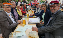 Fuldaer Altherrenverbände studentischer Korporationen treffen sich