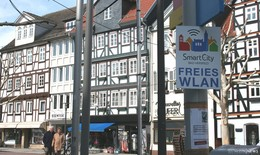 Vorsprung wahren: Bad Hersfeld will Smart City made in Germany werden