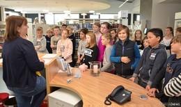 Stadtbibliothek feiert Welttag des Buches