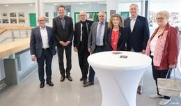 Über elf Millionen Euro für Modernisierung der Wigbertschule