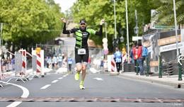 Trotz Temperatursturz: 500 Triathleten bei der Jubiläums-Ausgabe