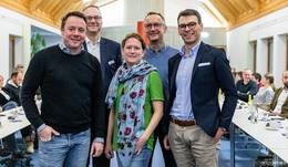 Geballte Kompetenz: Vorstand des Marketing-Netzwerks Region Fulda gewählt