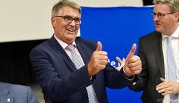 Wiederwahl! Jürgen Diener bleibt Vorstandschef der Mittelstandsvereinigung