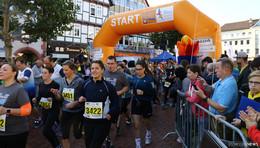 Hessischen Meisterschaften im Halbmarathon Teil des Lollslaufs