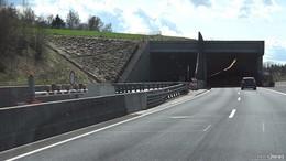 Polizei stellt klar: Kein Super-Blitzer im A 66-Tunnel