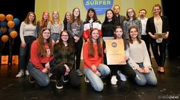 Marienschule gewinnt 2. Platz bei Mediasurfer-MedienKompetenzPreis