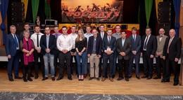 Keine Nachwuchssorgen: 24 Absolventen beim Winterfest der Landwirtschaft