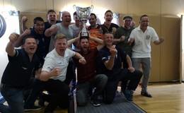 SuFF Raßdorf wie im Rausch: Pokalsieg in eigener Halle
