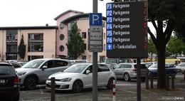 Wiederholte Störungen: Parkleitsystem wird bis auf weiteres abgeschaltet