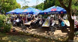 Das Kreisaltenheim feiert maritimes Sommerfestmit gefiedertem Besuch