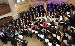 """Chorprojekt """"Lichtblicke"""" strahlen in Hofaschenbach und Tann"""