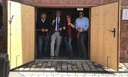 Komplett saniert: Neues Heimatmuseum Neudorf im alten Rathaus eröffnet