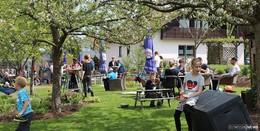 Drittes Scheunen- und Gartenfest in Wallroth