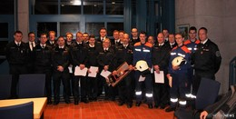 Freiwillige Feuerwehr: Stabile Personalsituation - Jugend ist Kreismeister