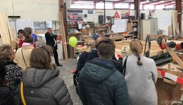 Viel los bei SCHWABENHAUS: Tag der offenen Tür beim Fertighaus-Hersteller