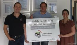 Erste zertifizierte Schulungsstätte zum Landmaschinenmechaniker-Meister