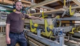 Tradition und Hightech: Holzwerke Michael Menz suchen Verstärkung