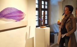 FlorArt: Jürgen Hurrlein und Jochen Burk stellen im Kunstverein aus